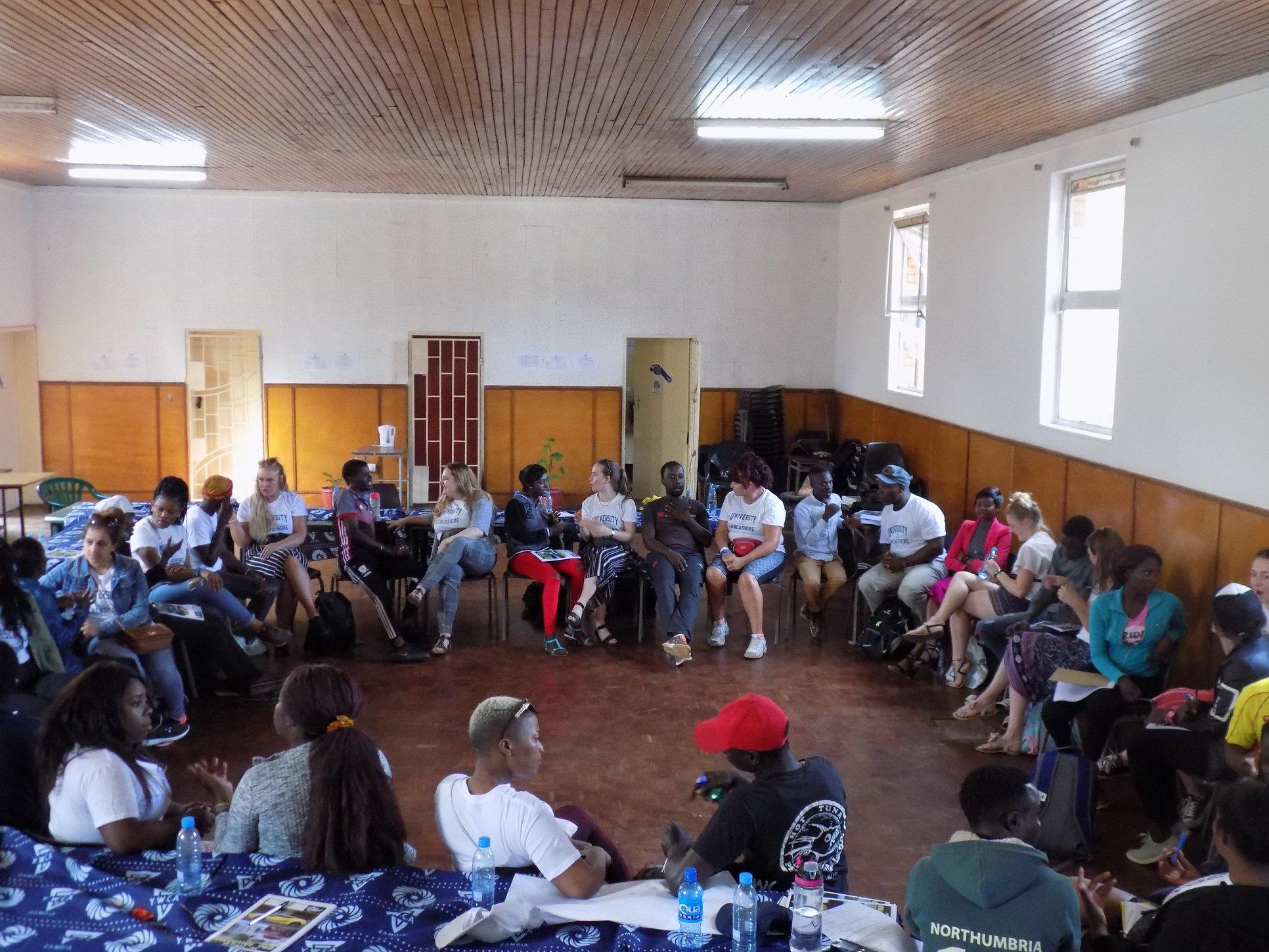 Country Wide Peer Leader Training