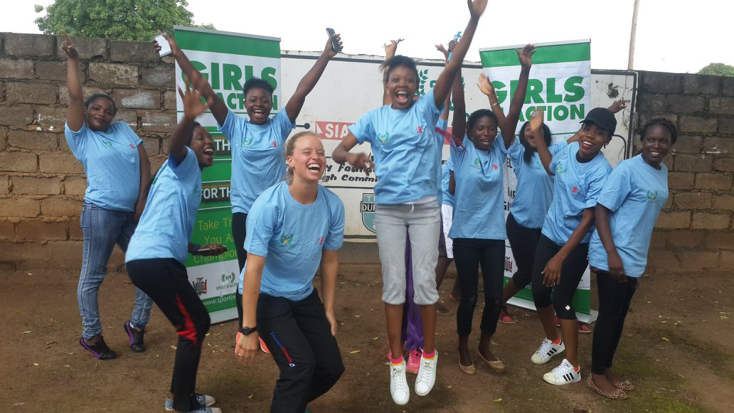 Sport In Action Commemorates Menstrual Hygiene Day