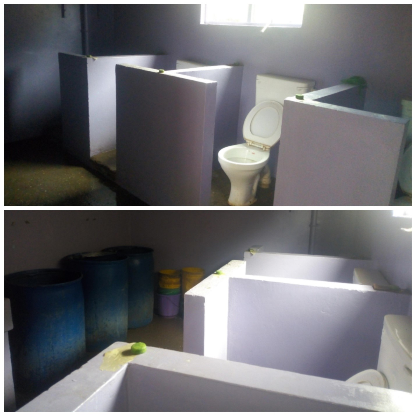 Fountain Of Hope Girls Ablution Block Renovations